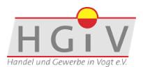 Handel und Gewerbe in Vogt e.V.