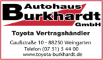 Autohaus Burkhardt