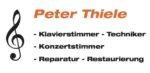 Klavierstimmer-Techniker Peter Thiele